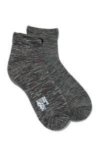 MT. RAINIER DESIGN MRD Cotton Reversible Socks