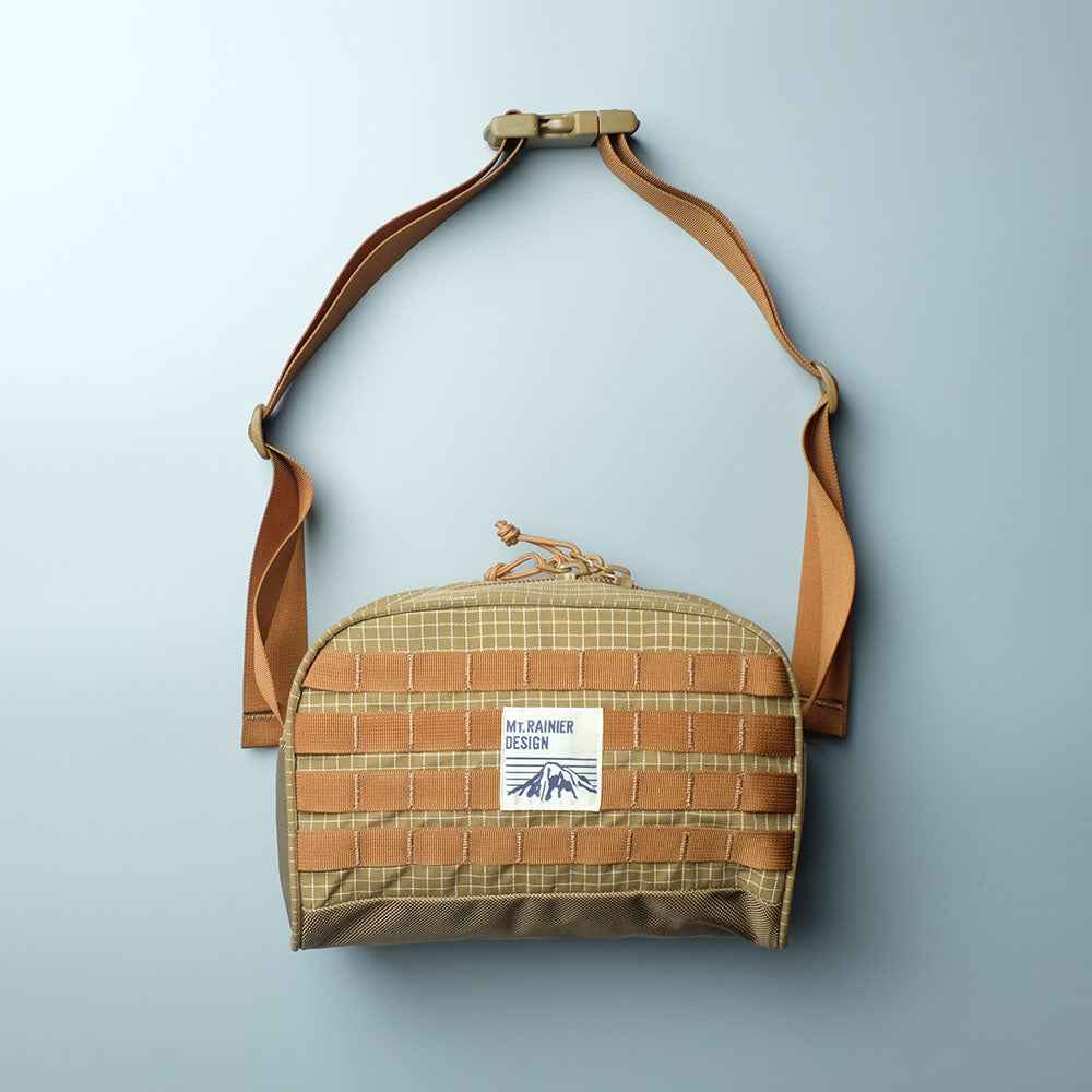 MT. RAINIER DESIGN MRD Grid Side Bag