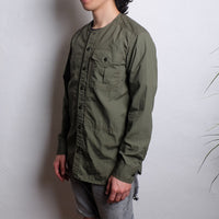 MONITALY L/S CREW NECK FIELD SHIRT