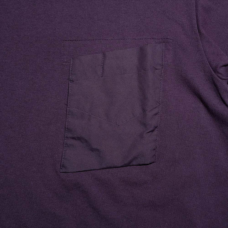 MONITALY S/S HAMMER POCKET TEE