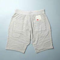 SEVESKIG Pile Sweat Shorts