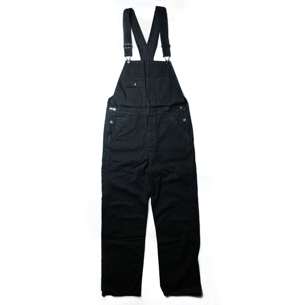 ORSLOW 03-9000 30'S Overall Black Denim