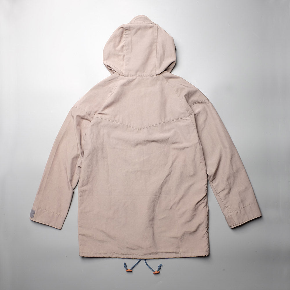 SOULIVE Long Mountain Shell Parka