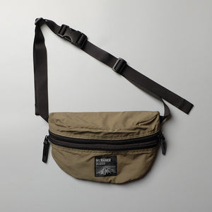 MT. RAINIER DESIGN MRD Original Two Zip Pouch
