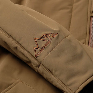 MT. RAINIER DESIGN 70d Mens Woven 360 Mountain Thermo Army Jacket