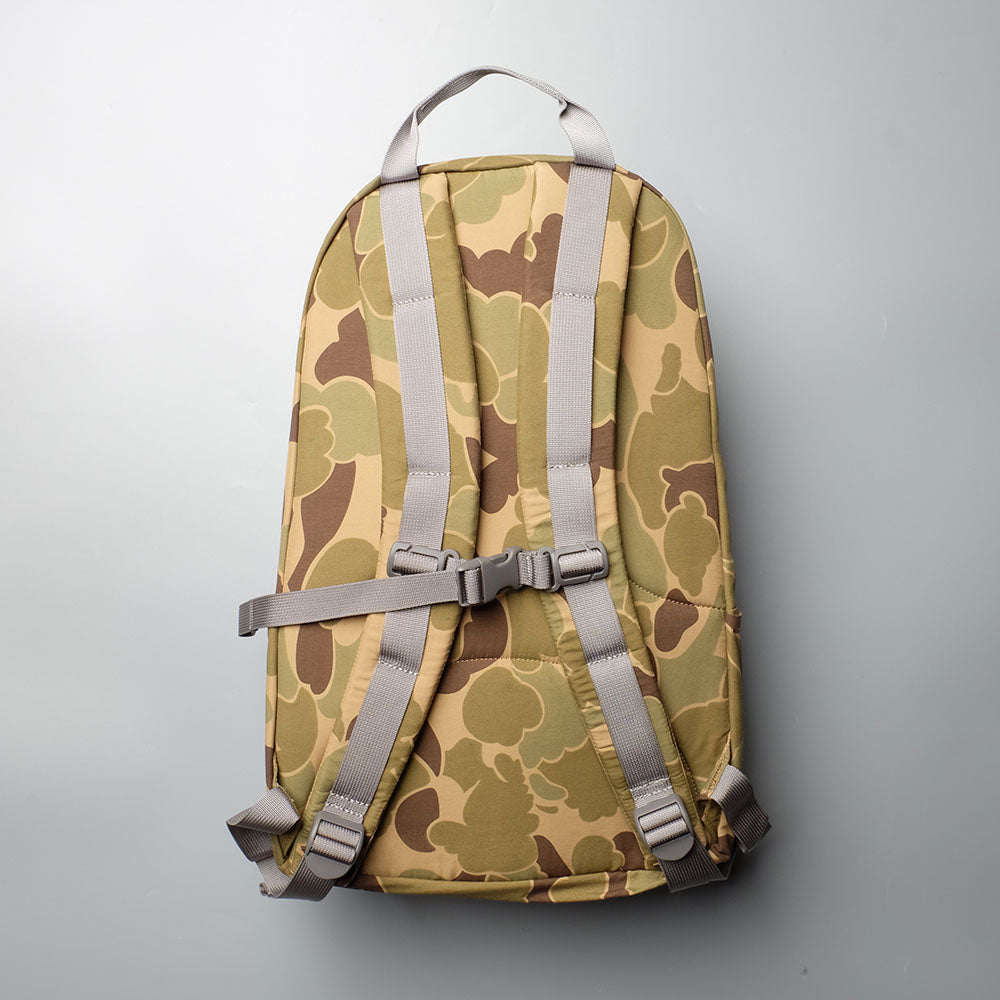 MT. RAINIER DESIGN Original Bungee Pack Camo