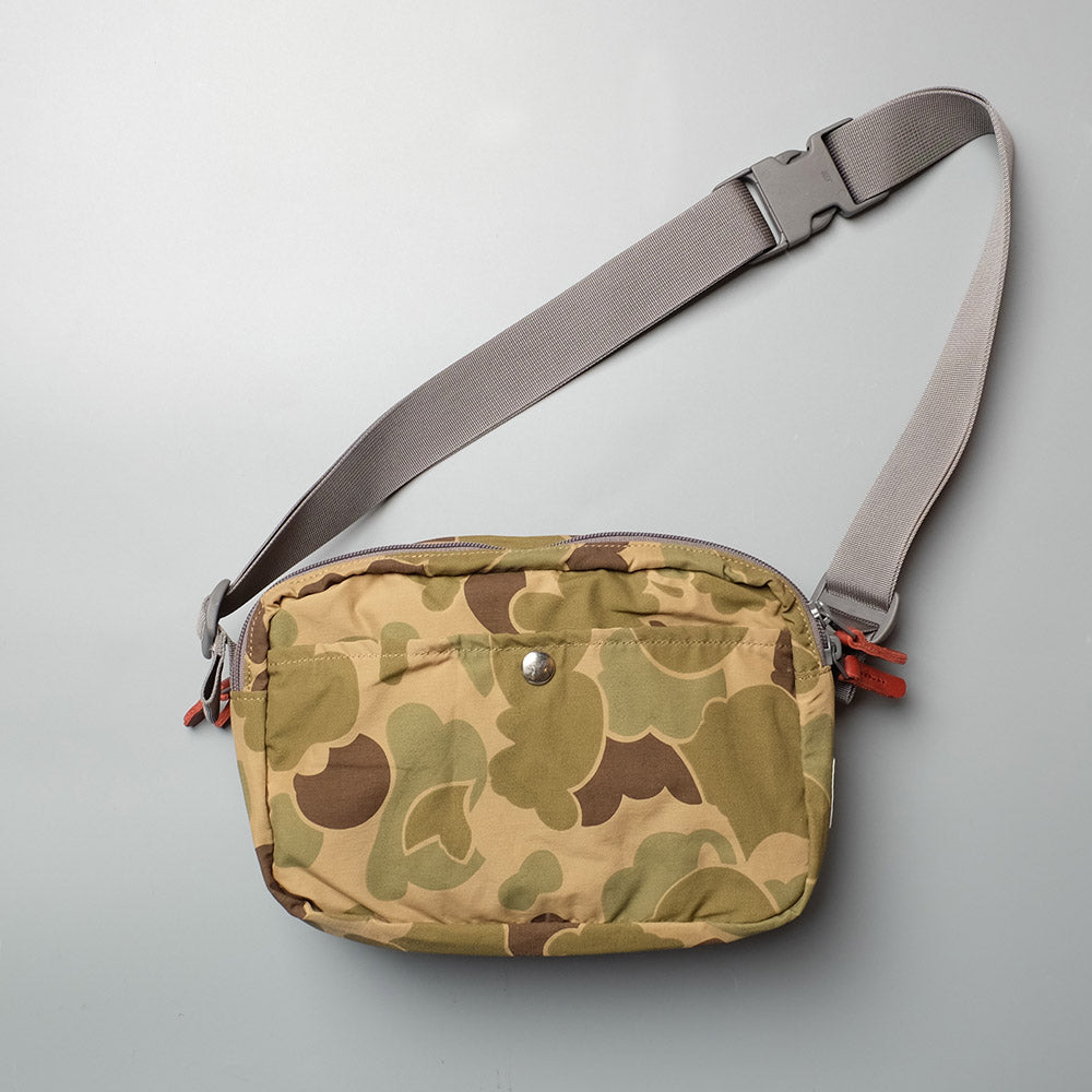 MT. RAINIER DESIGN Original Side Bag Camo