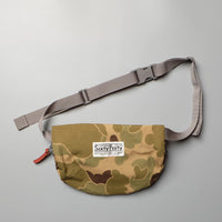 MT. RAINIER DESIGN Original Two Zip Pouch Camo