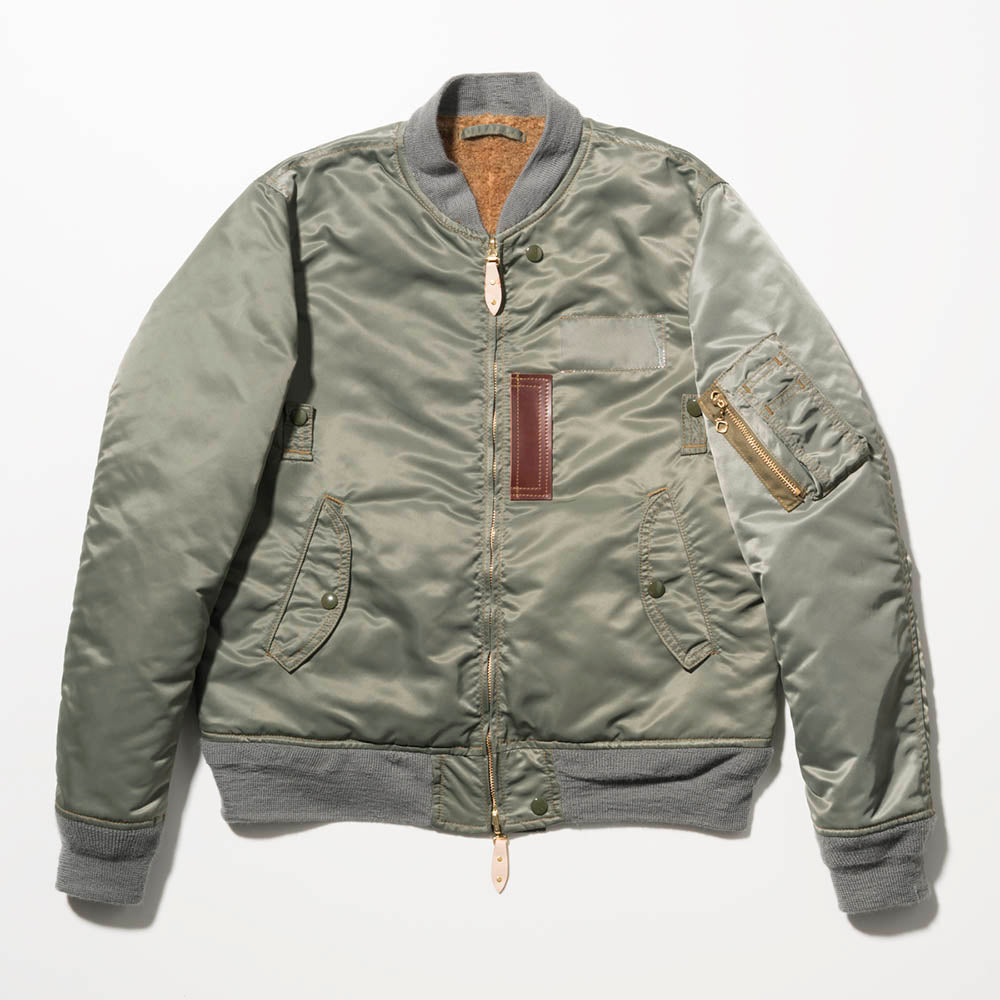 SEVESKIG Nylon L-2b Reversible Jacket