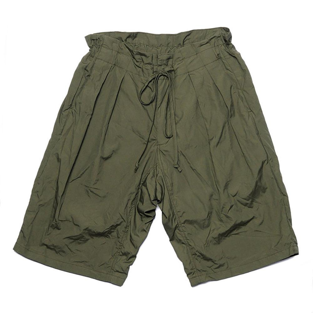 MONITALY Drop Crotch Shorts M25352