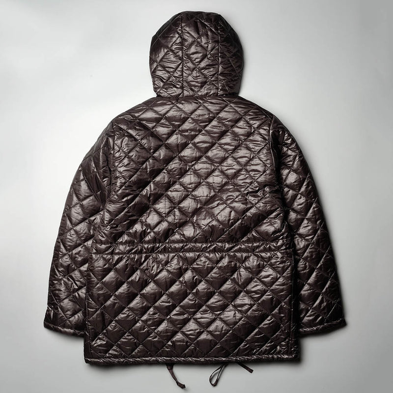 MONITALY M24005 Hooded Quilted Jacket