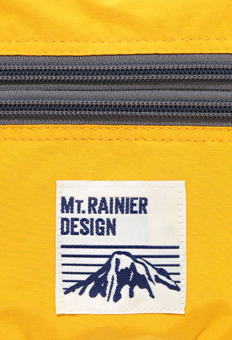 MT. RAINIER DESIGN MRD Original Two Zip Pouch 2