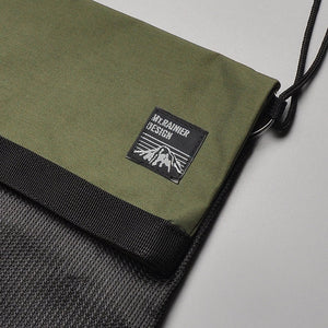 MT. RAINIER DESIGN Original Map Pouch V1