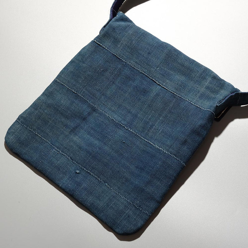 GAIJIN MADE GBG-109 Antique Indigo Shoulder Pochette