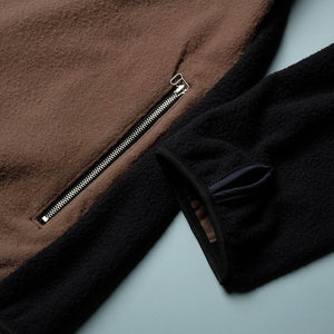 SOULIVE Letro Fleece Zip-Cardigan