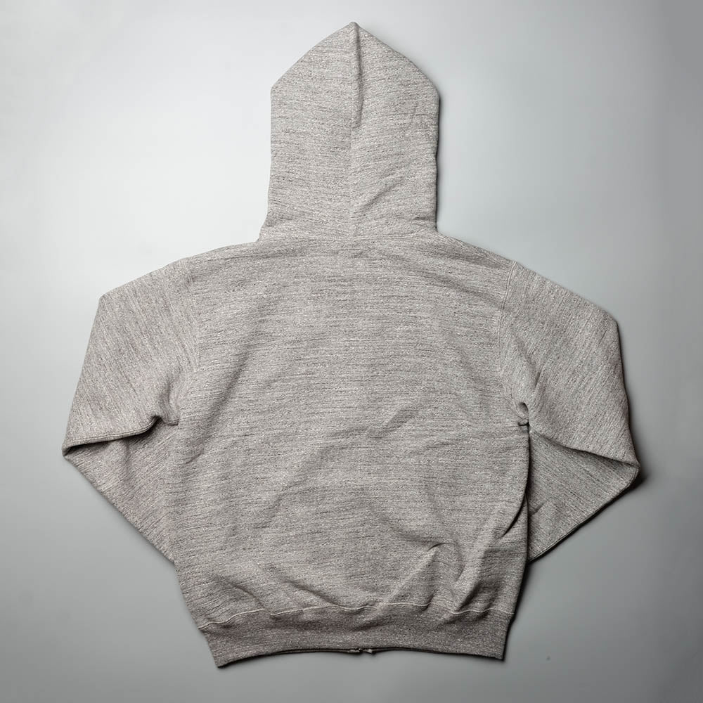 ORSLOW 03-0019 Zip-Up Hooded Sweatshirt
