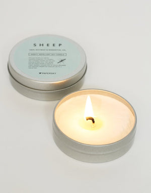 PAPERSKY Insect Repellent Soy Candle