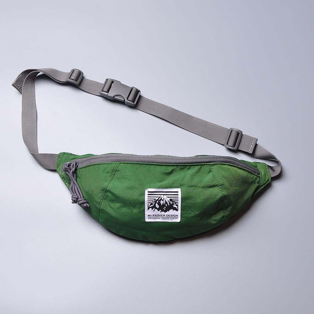 MT.RAINIER DESIGN Original Slim Hip Pack