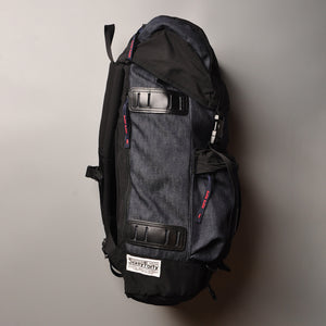 MT.RAINIER DESIGN/BLUEBLUE Denim Combi Climbing Pack