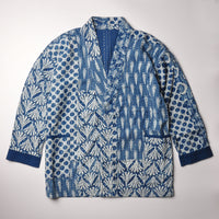 SOULIVE India Quilt Reversible Jkt