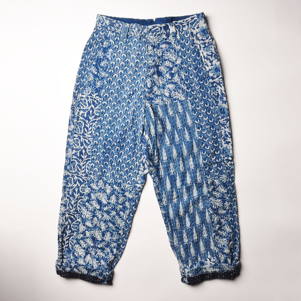 SOULIVE India Quilt Trousers