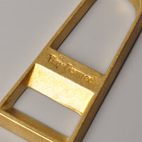 Tiny Formed Bottle Opener (brass)