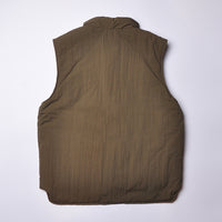 ORSLOW 03-9011 Water Repellent Puff Nylon Vest