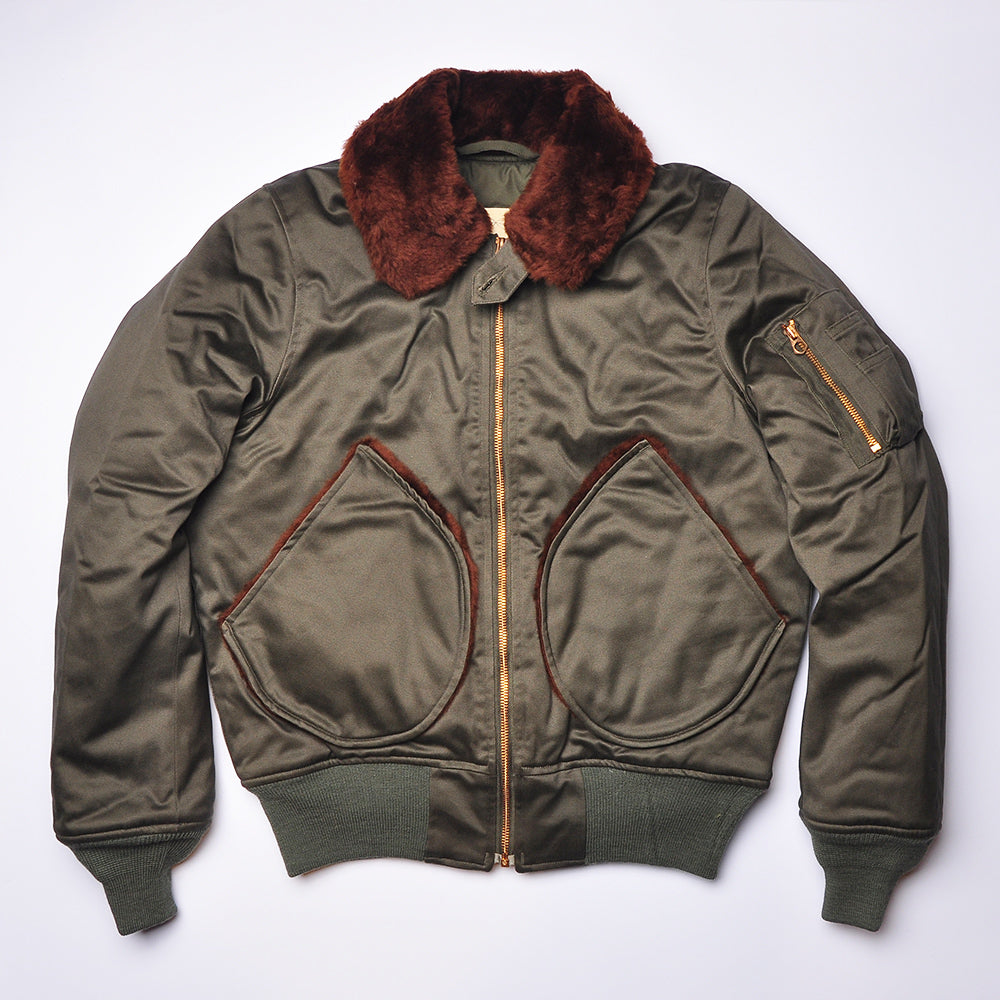 MONITALY M26012 B-15 W TALON ZIPPER