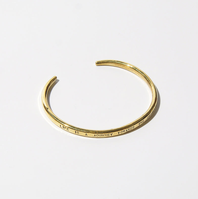 GAIJIN MADE D3864 Br Jrny Bangle