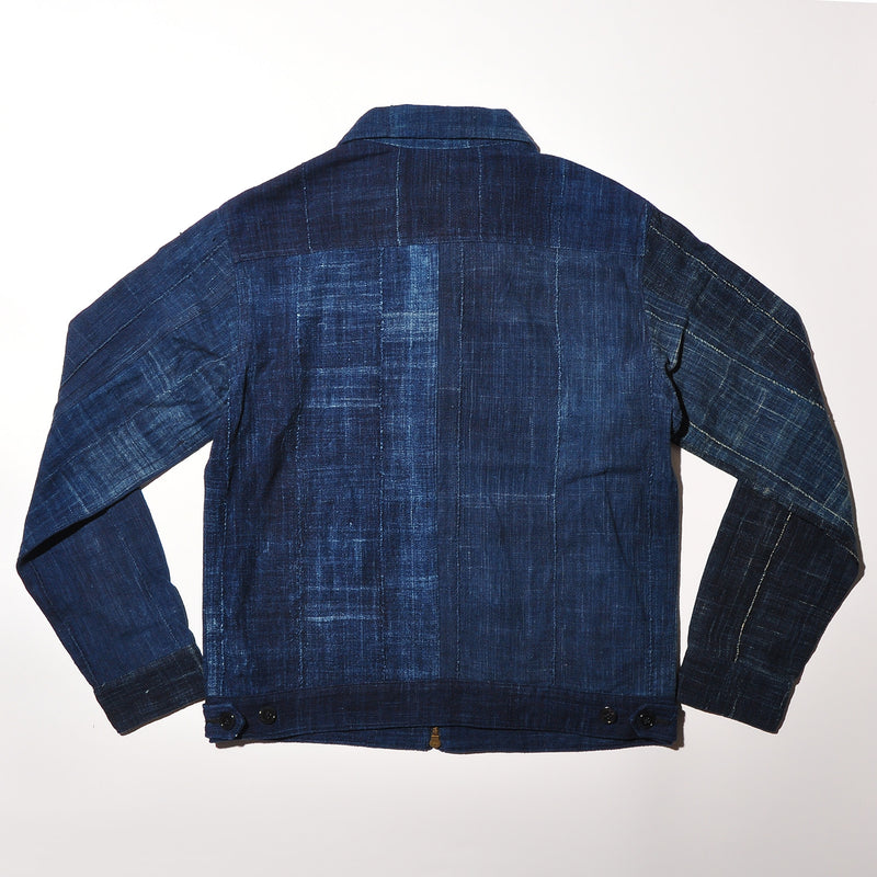 GAIJIN MADE GJK-205 Antique Indigo Blouson