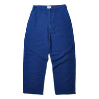 GAIJIN MADE GPA-152 Indigo Pique Baker Pants