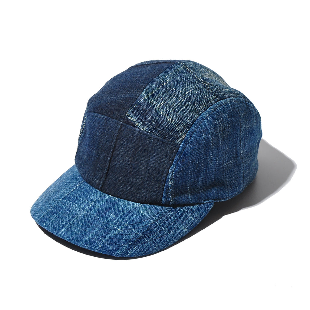 GAIJIN MADE GCP-111 Antique Indigo Jet Cap