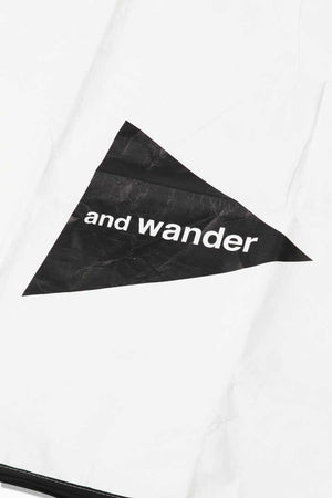 AND WANDER AW01-AA087 Tyvek seat