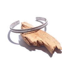 OJO DE MEX Brass Bangle Wide Mens