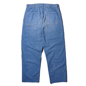 ORSLOW 01-5130 Us Navy Denim Utility Pants