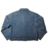 ORSLOW 03-6130 Us Army Short Denim Jacket Used With Paint