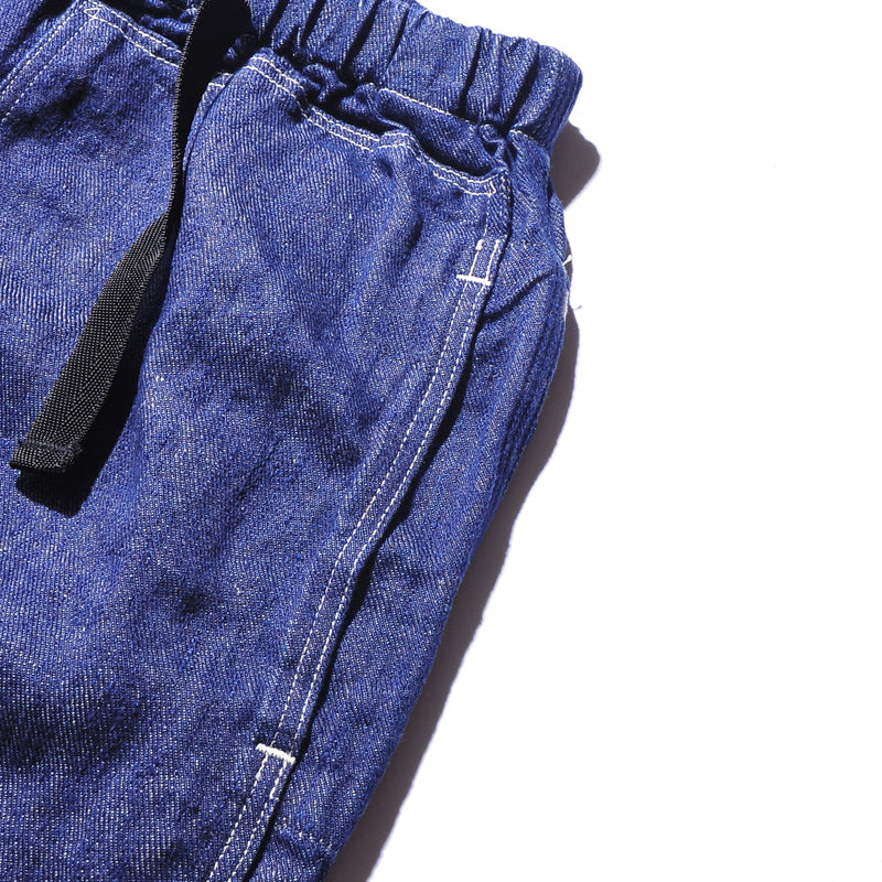 ORSLOW 03-7044 Climbing Shorts Denim V2