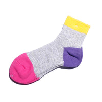 Mauna Kea 220800 Slub Nep 3 Sides Switching Socks