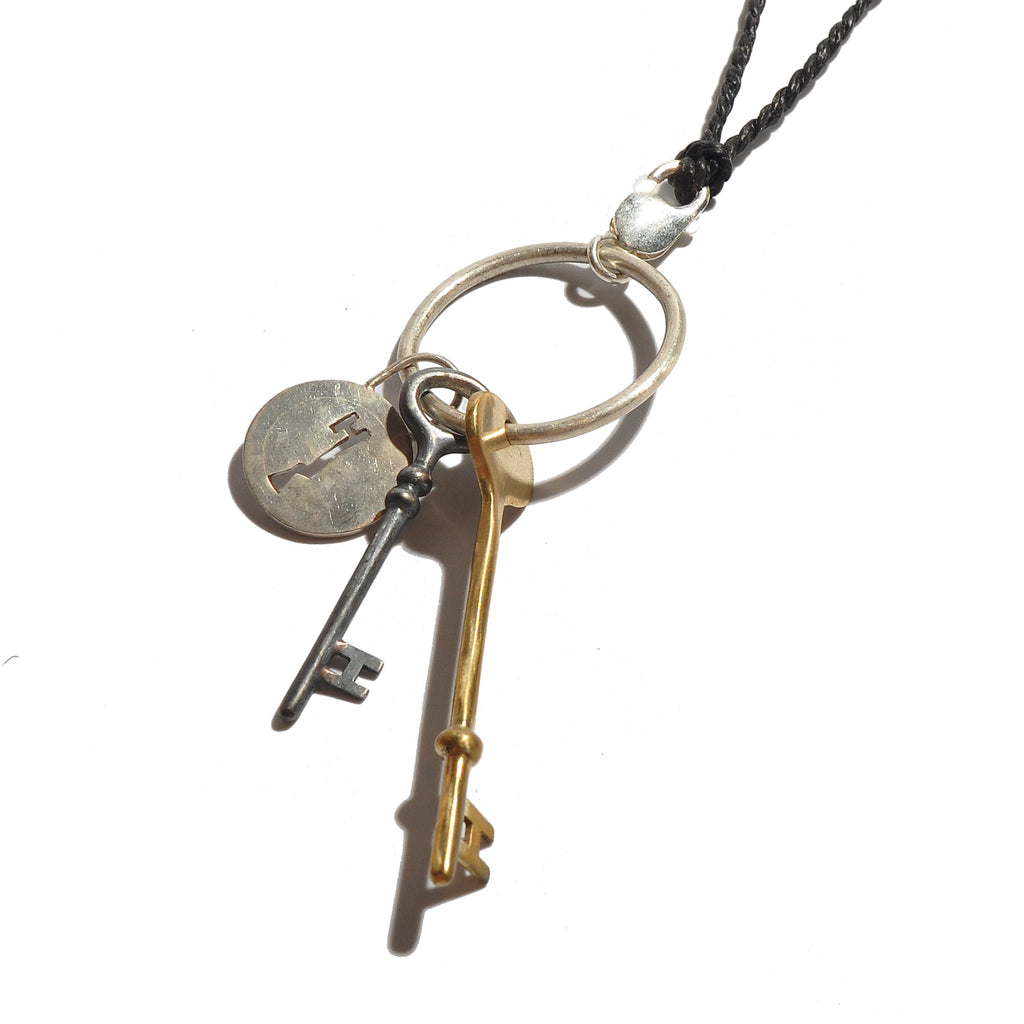 HRM 1903 N2 Key Necklace