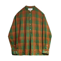 EASTLOGUE 1920FWSH02 TUNIC SHIRT