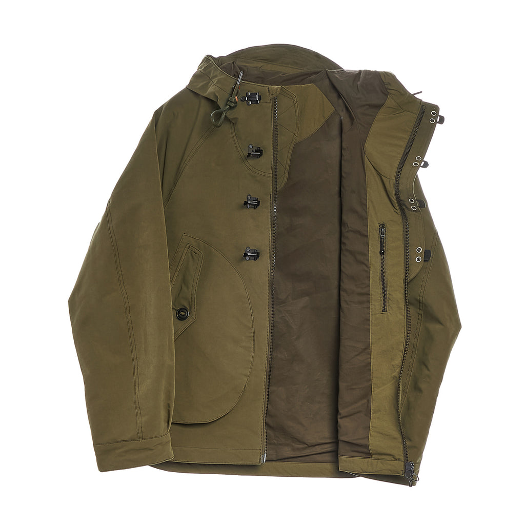 EASTLOGUE 1920FWJP06 DECK PARKA