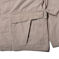 ADAN FATIGUE JACKET-GRAY
