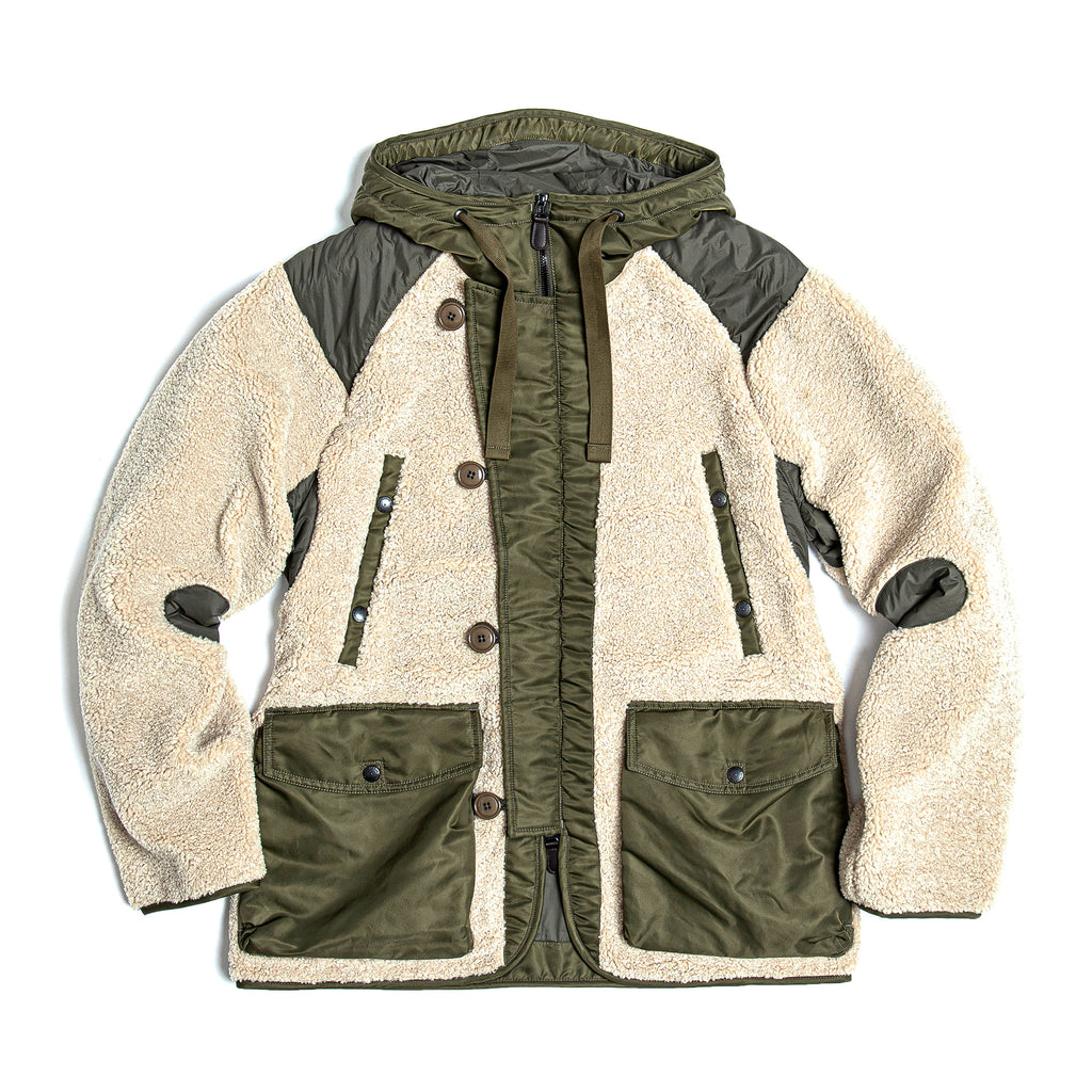 EASTLOGUE 1920FWJP04 BOA N-3B JACKET