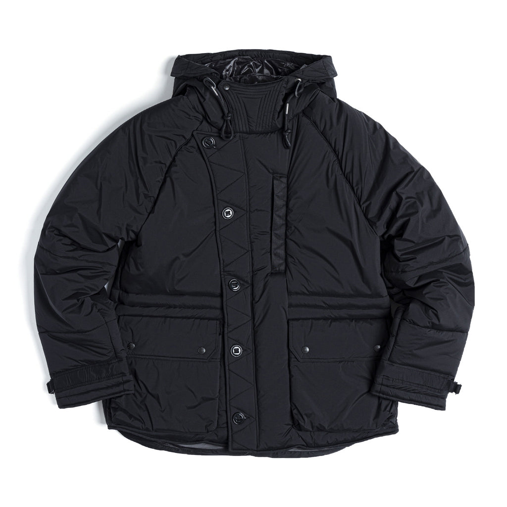 EASTLOGUE 1920FWJP07 MIDDLE LAYER PARKA