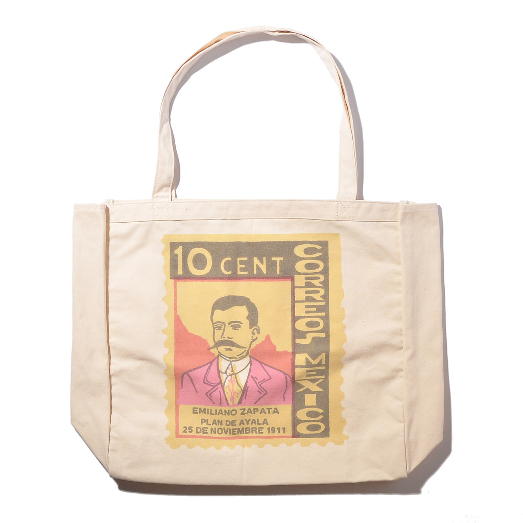 Mercado Jumbo Canvas Tote