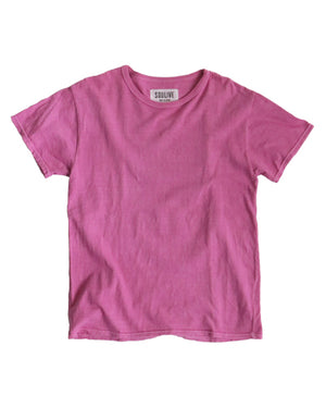 SOULIVE Natural Dyed T-Shirt