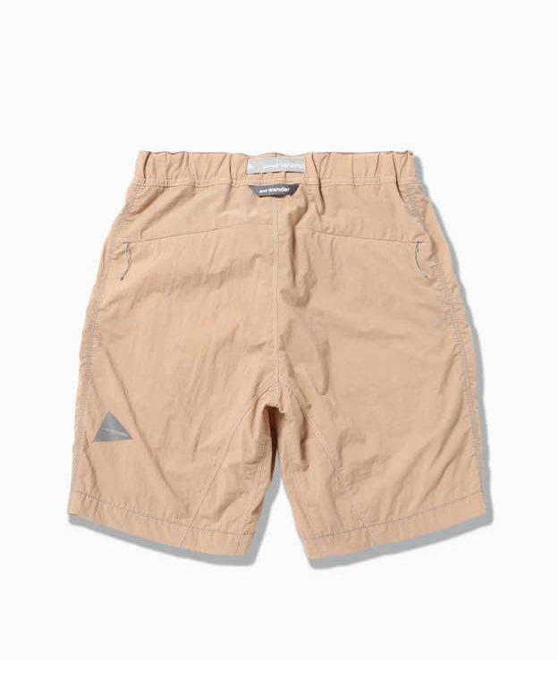 AND WANDER AW01-FF054 light hike short pants