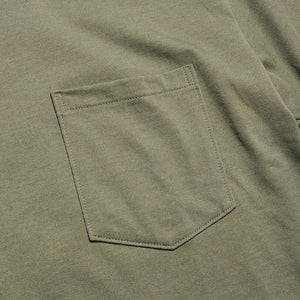 Orslow Heavy Weight Pocket Tee
