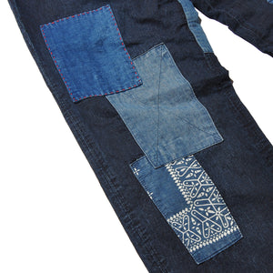 SETTO X INDIGO LABEL BLX-PT-019 Souvenir Trousers