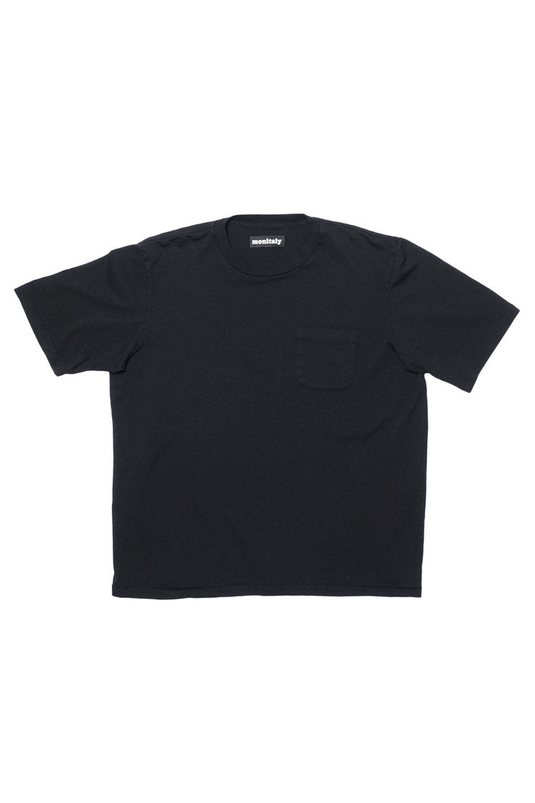 MONITALY S/S POCKET TEE M25700